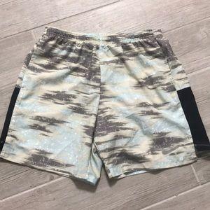 Men's Nike Dri-Fit swim trunks